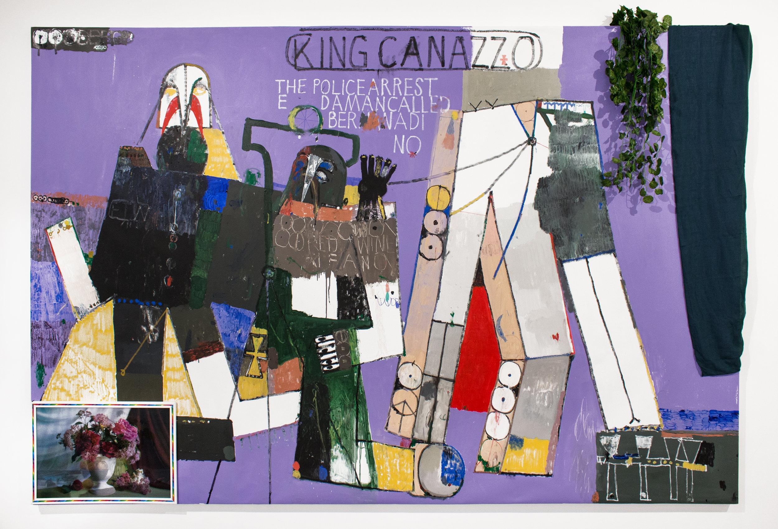 """"""" King Canazzo """""""
