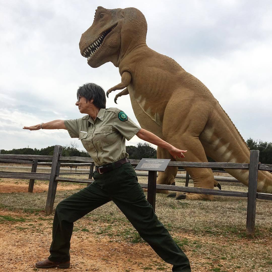 Dino Yoga -