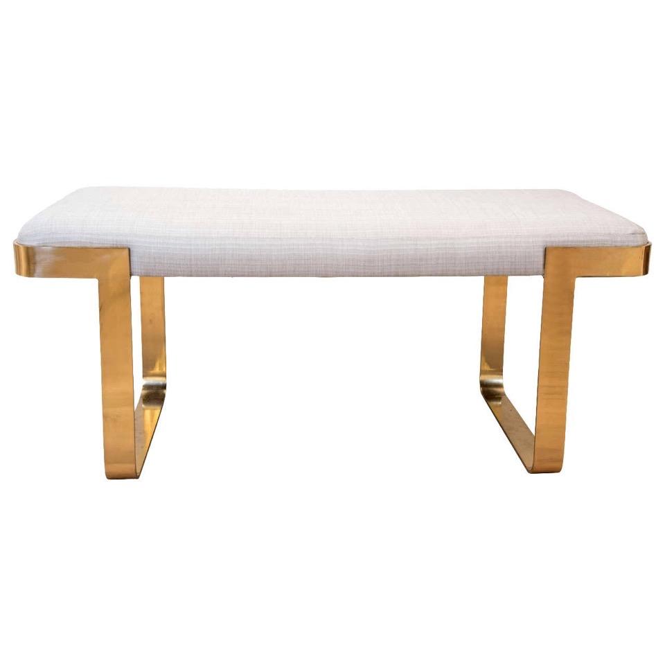 Decorum custom solid brass bench.jpeg