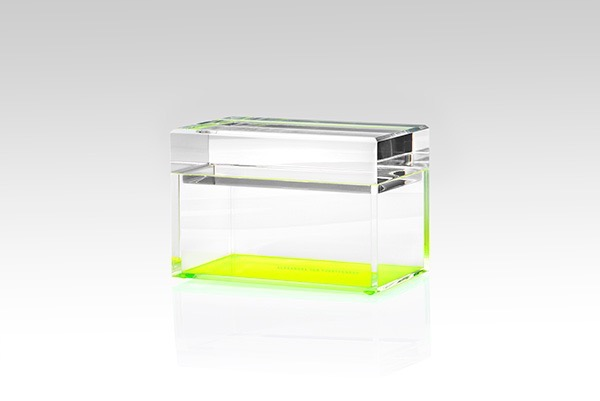 Decorum custom lucite boxes (available colours) Green.jpg