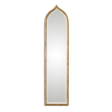 "Contemporary Gold Mirror 12"" X 50"" $295.00.jpeg"