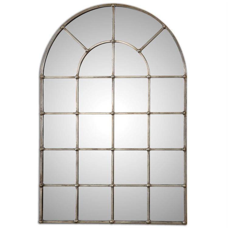 """Silver Arch Window Mirror 30"""" X 44.jpeg"""