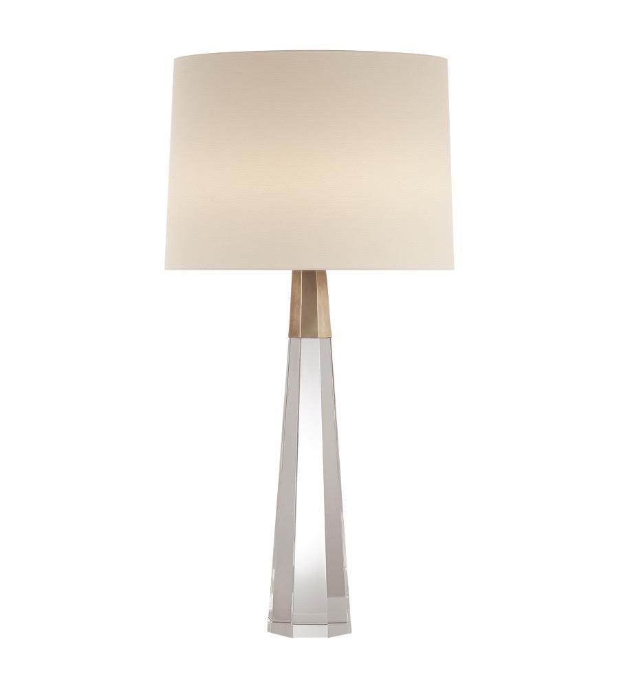 Aerin Lauder Crystal Antique Brass Table Lamp (can be ordered).jpg