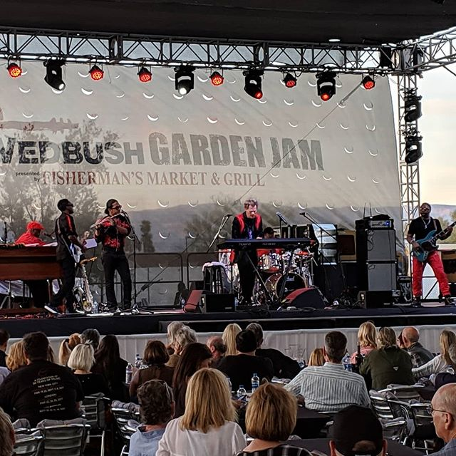 Brian Culbertson Official is LIVE now at the 2019 Wedbush Securities Garden Jam Music Festival - presented by Fisherman's Market & Grill.  Up next: Jimmie Vaughan and the legend - Buddy Guy! A limited number of table seats are still available within feet from the stage at the Indian Wells Tennis Garden box office so don't miss your chance!  Jimi Fitz Fitzgerald Coachella Valley What's Happening Coachella Valley Clark's Nutrition & Natural Foods Market Miramonte Indian Wells Resort & Spa Indian Wells Tennis Garden City of Indian Wells KESQ News Channel 3  #lukasnelsonandpromiseofthereal #lukasnelson #luciesilvas #buddyguy #jimmievaughan #loslobos #brianculbertson #tobylee #musicfestival #musicmonth #coachella #rocknroll #country #bluesfestival #indianwells #gardenjam #gardenjammusicfestival #indianwellstennisgarden #indianwells #smoothjazz