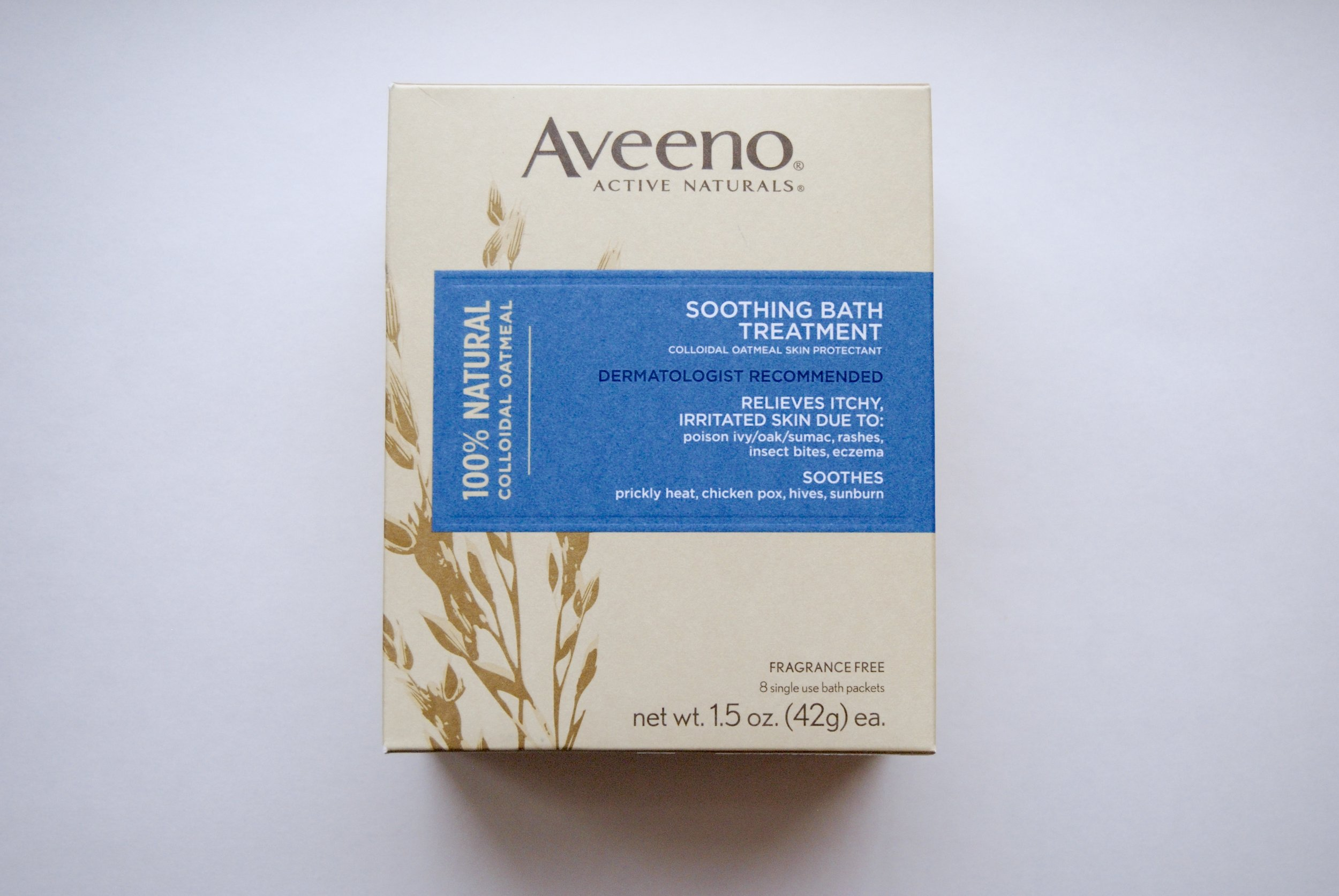 Anyone else remember their parents throwing you in the tub with this stuff?Chicken pox, eczema, sunburns - this was a staple.