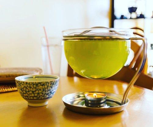Tea is a meditation & an art. - Come steep with me.