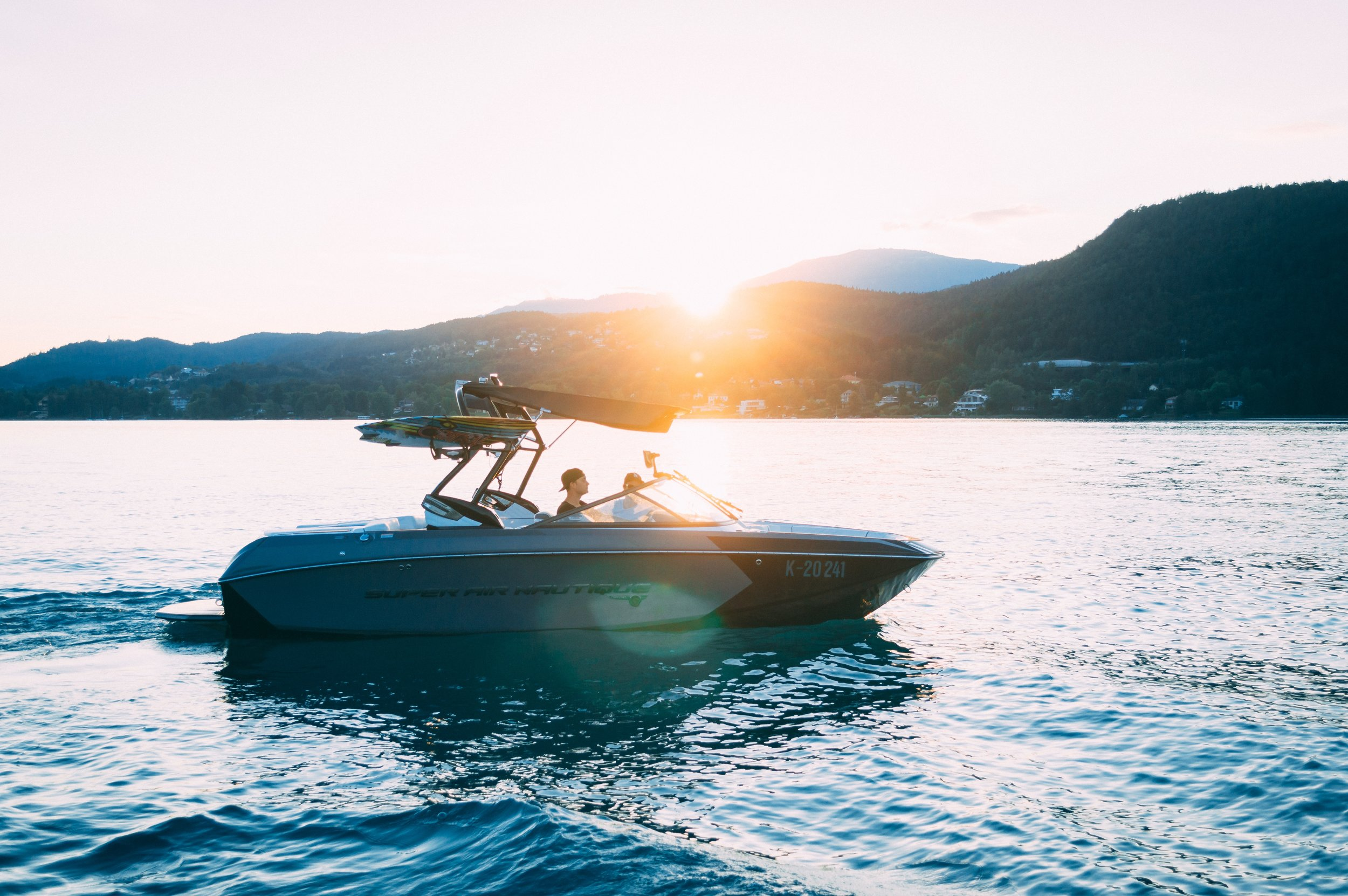 Boat & PERSONAL WATERCRAFT Insurance