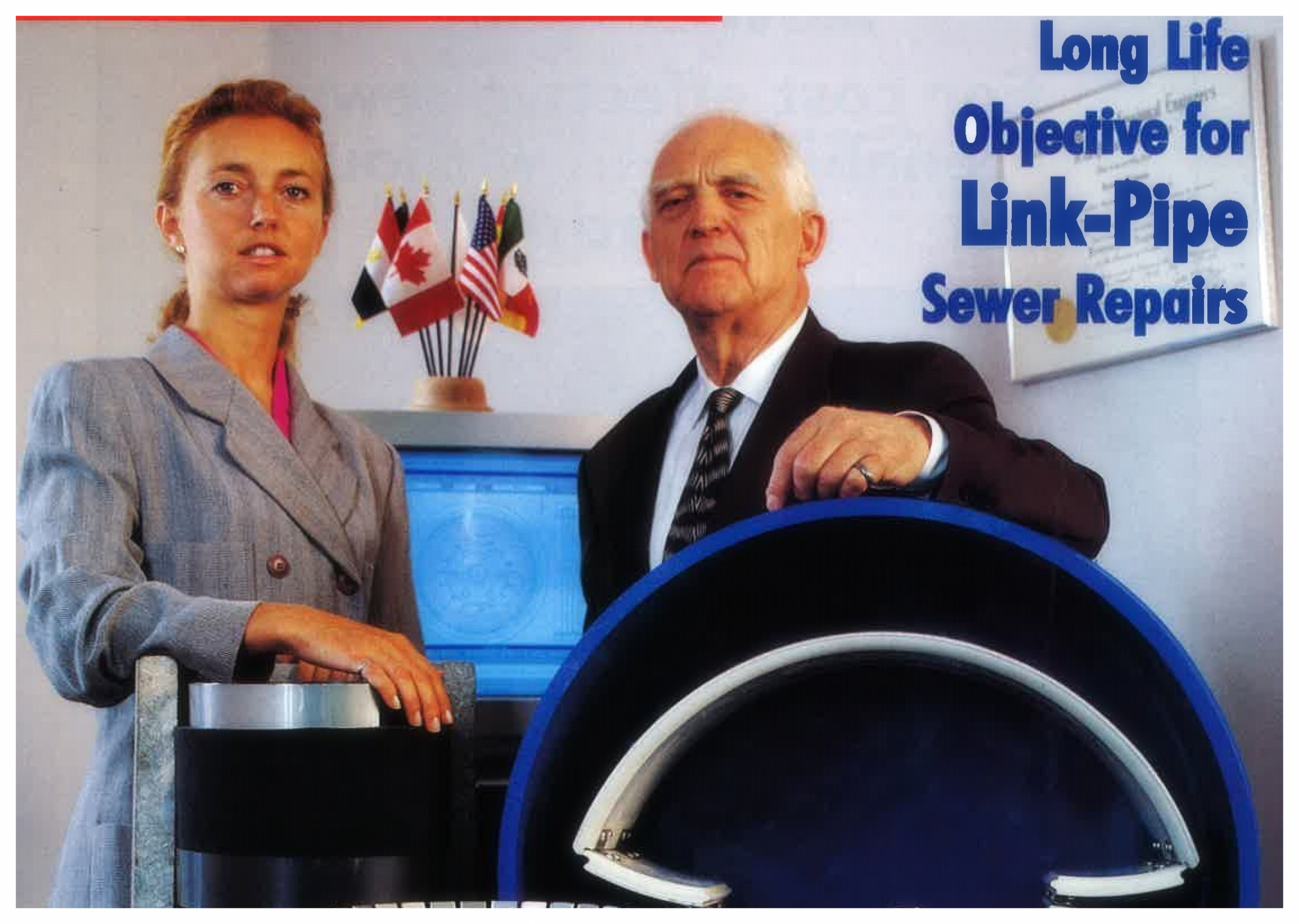 Link-Pipe Founders