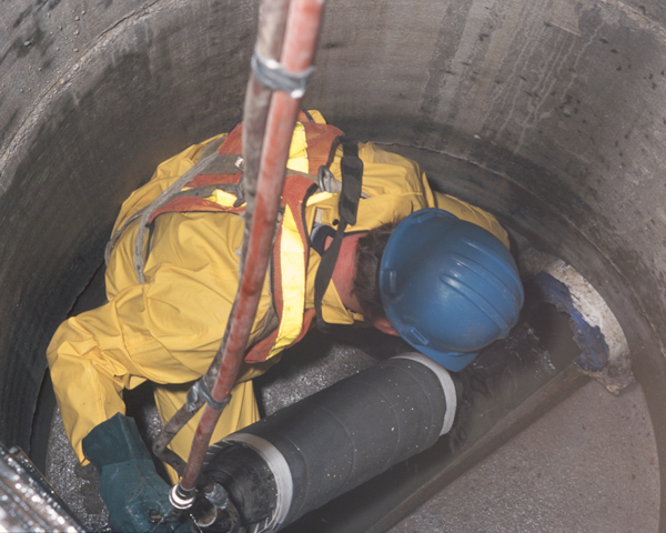 Link Pipe Grouting Sleeve Trenchless Method