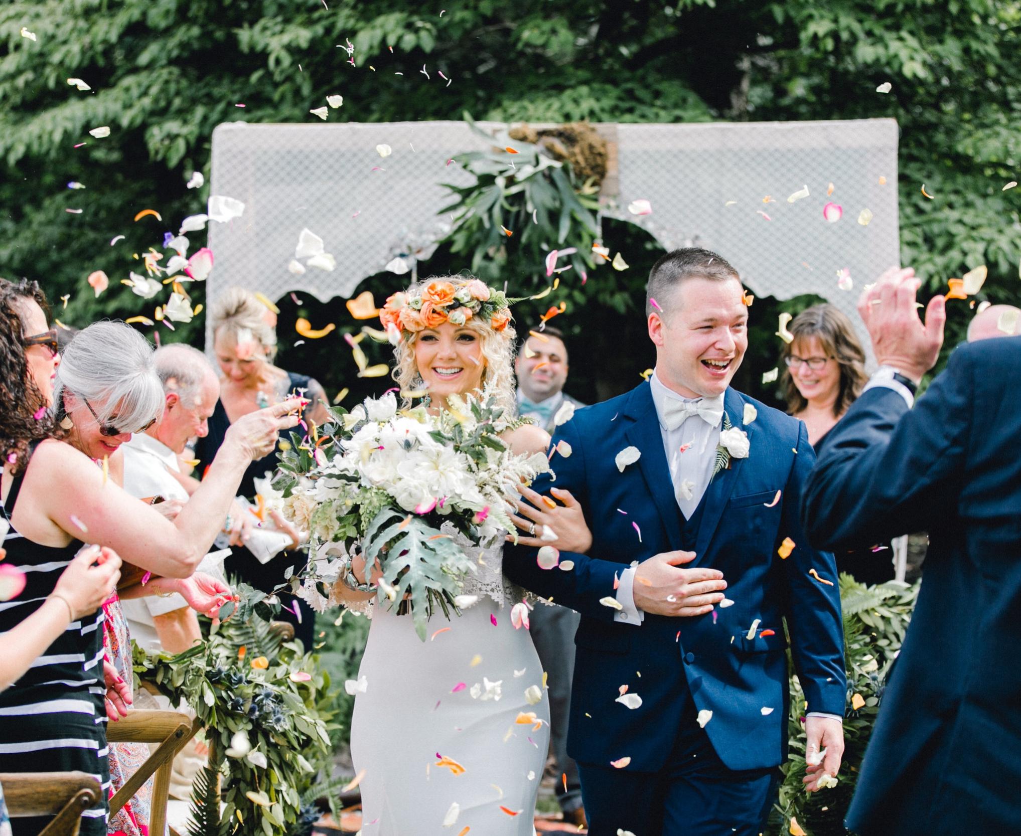 Beth + Dayn: a favorite 2017 wedding
