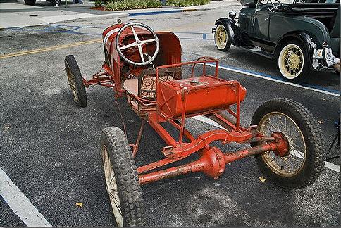 Model T. photo:  Ron