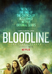 Bloodline :   SO much potential! This is a show that has been on my Netflix list for a long time. My family ended up beating me to it and started raving. Naturally, I jumped on the bandwagon and wasn't let down...until the last season. The acting and storytelling in this family drama is phenomenal (the first season specifically). From the second season on things get a little more shaky. Story arcs get drawn out and character development takes a back seat or fully cut out for some characters. The last season is especially disappointing on almost all fronts. It seemed to me that everyone was told the show was cancelled and decided to just show up for the paycheck rather working to create a solid conclusion. Disappointing, but worth a watch.