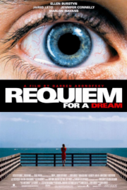 Requiem For A Dream  :  As close to experiencing drugs and drug addiction as I ever care to be. This is an artistic film with some dramatic directorial choices. Those choices have an ability to draw you into the mentality, feelings and struggle of what it may be like to be addicted to drugs (or at least what I imagine it is like). Make sure you're in the right mind-set before jumping into this one.