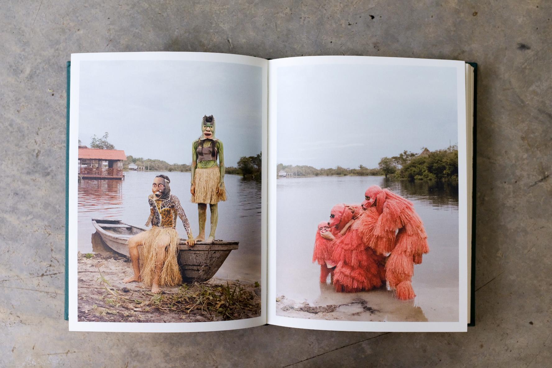 (Estas eran de las pocas fotos disponibles que pude ver en la página de Yann Gross ese día)