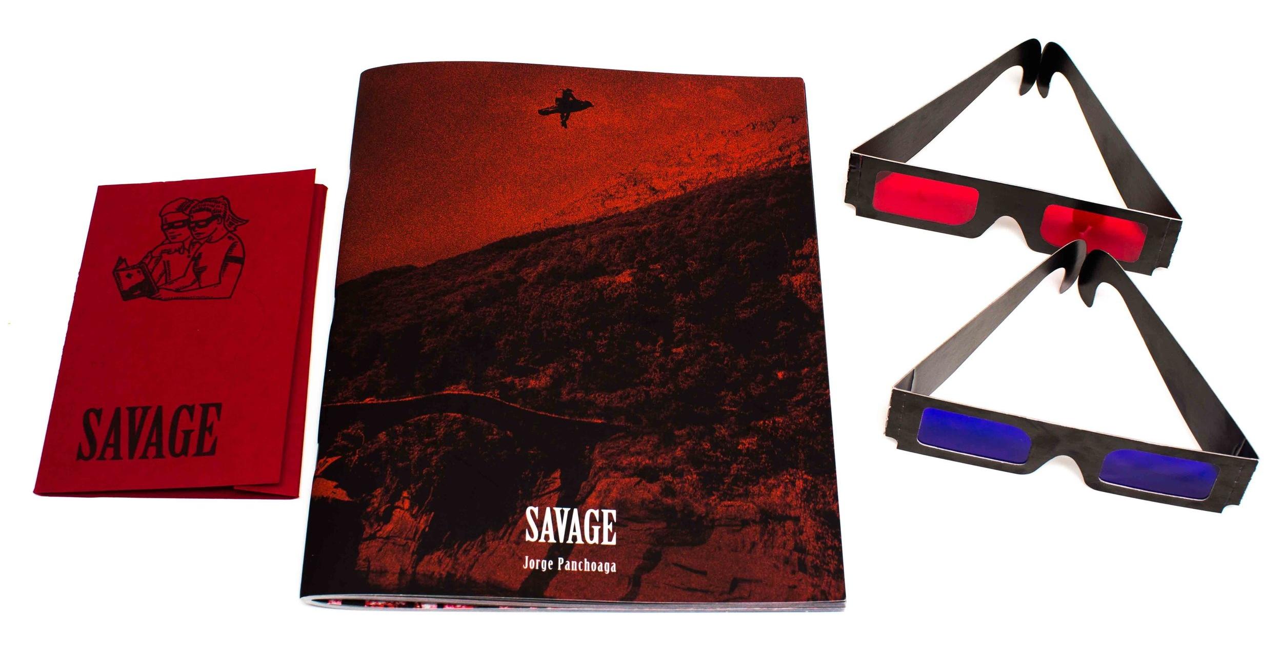 SAVAGE - Fotógrafos Colombianos - FOTOLIBROS COLOMBIANOS