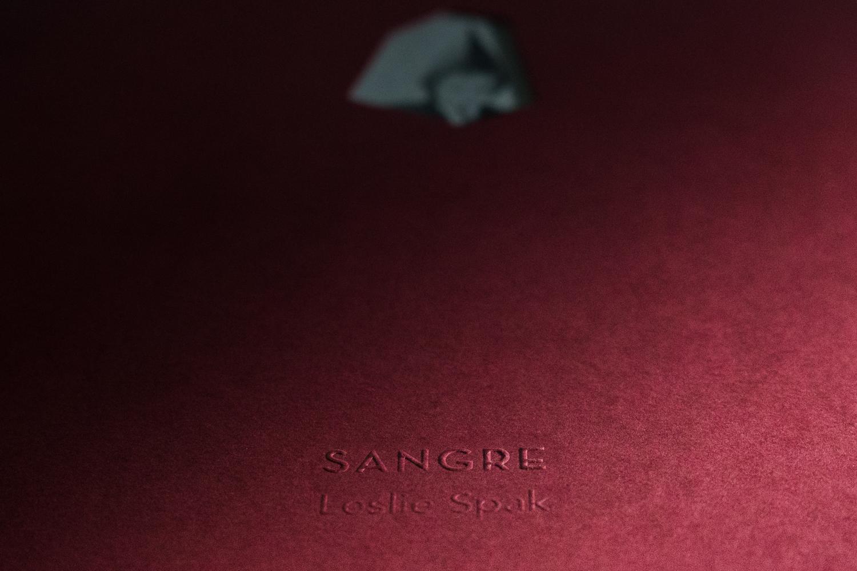 Fotolibros - Sangre - Leslie Spak