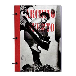Fotolibros colombianos - ARCHIVO MUERTO - Andrés Orjuela - Chacho