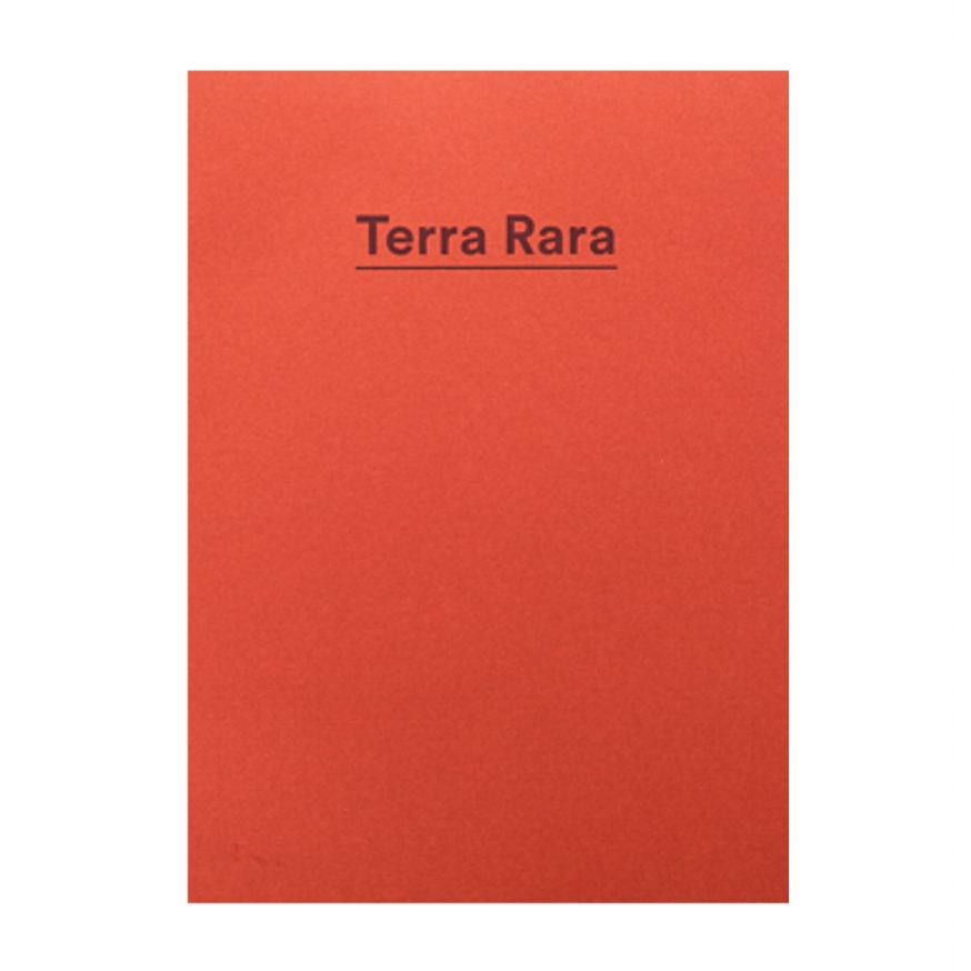 Fotolibros - Terra rara- Isadora Brant