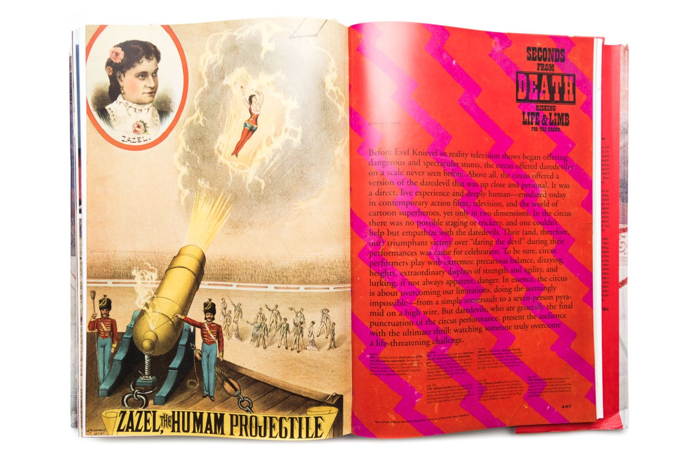 "LIBRO ""THE CIRCUS 1870s 1950s"" Editorial Tashen -    Linda Granfield   ,    Dominique Jando   ,    Fred Dahlinger   ,    Noel Daniel    - Tapa dura en estuche, 25,2 x 38,2 cm, 544 páginas"