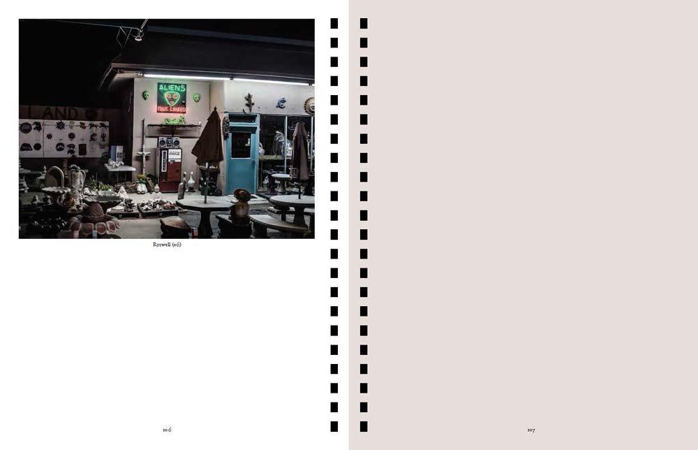 UFO Presences - Fotolibros - Javier Arcenillas