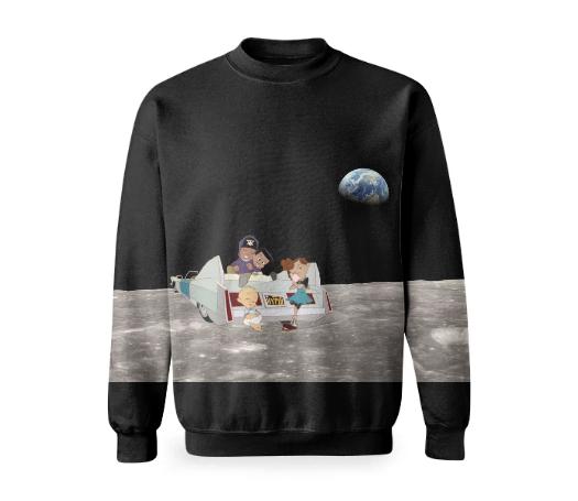 Too Advanced For This Planet |    Sweatshirt
