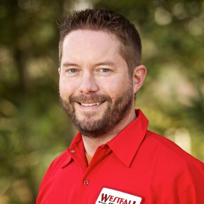 Jeff Phelps   Jeff started out working on a pumper truck in 1990, then moved on to operate a septic installation company. He joined Westfall Septic in 2014 as co-owner.