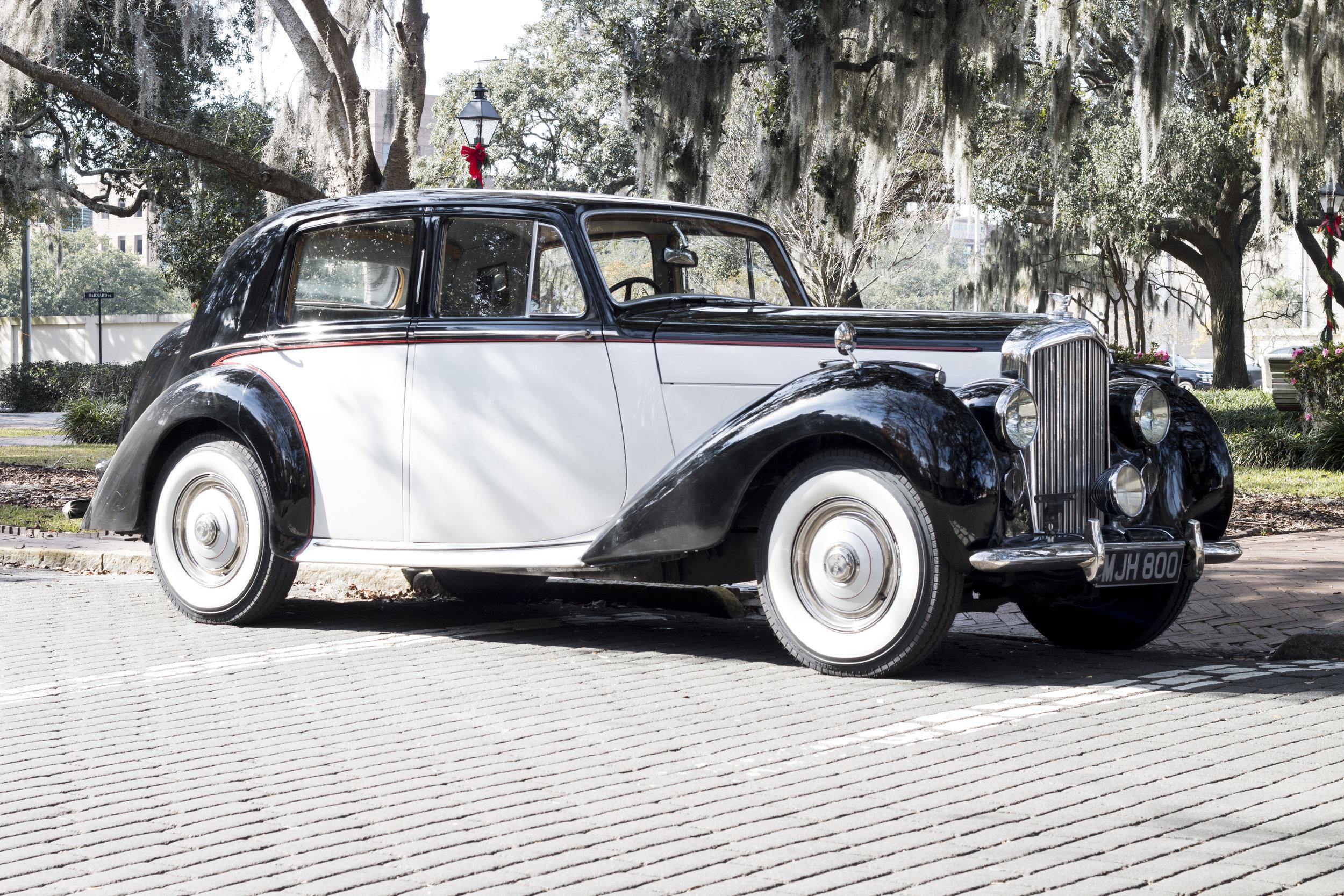 1950 Bently Mark IV
