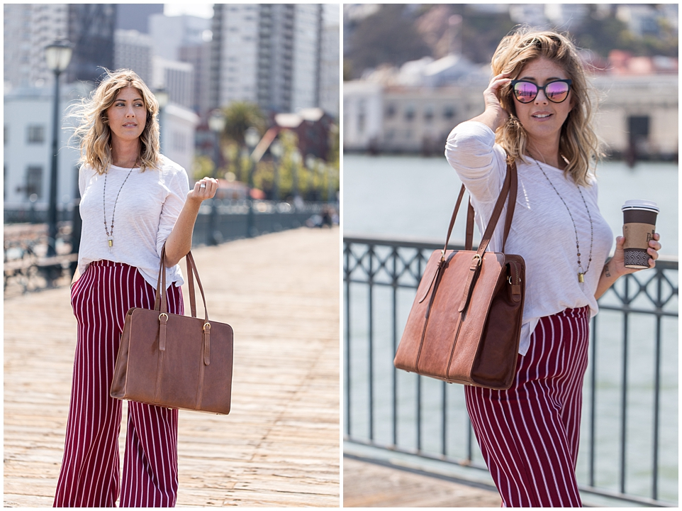 commercial and branding fashion photography for era81 handmade bags new york city san francisco