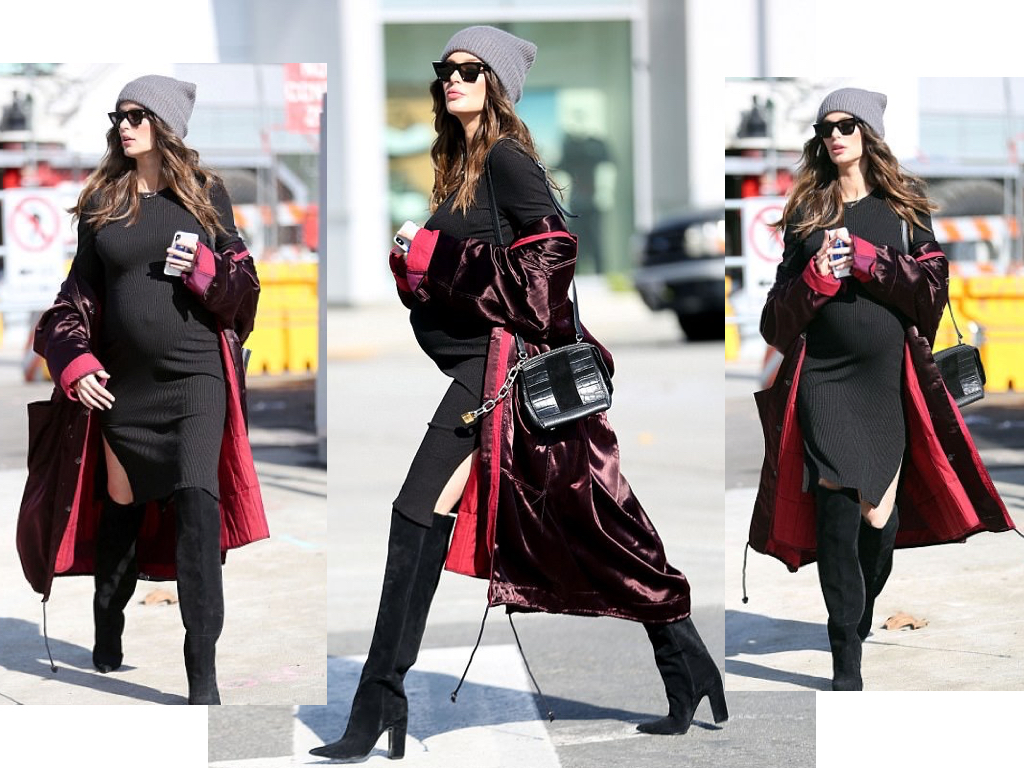 styling the bump with Monica Rose