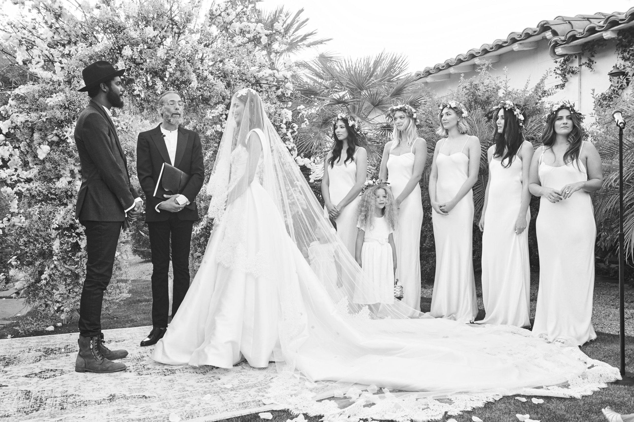 Nicole Trunfio Wedding Photos