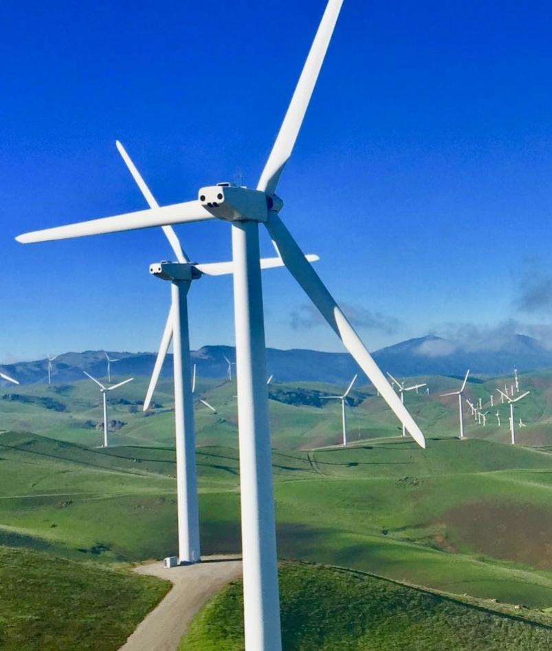 Buena Vista Wind Facility