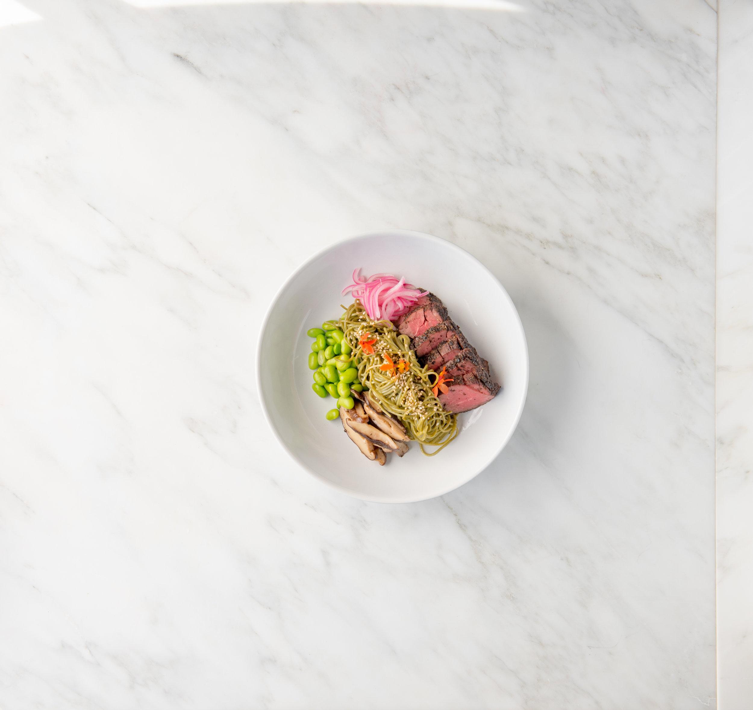 Steak Au Poivre Japonis