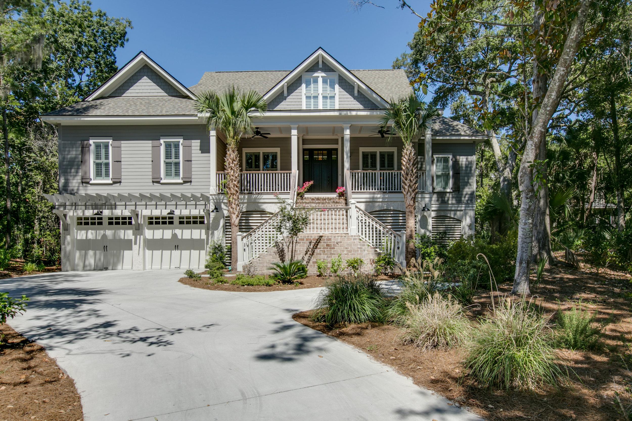 Charleston Home &Design - Summer 2015