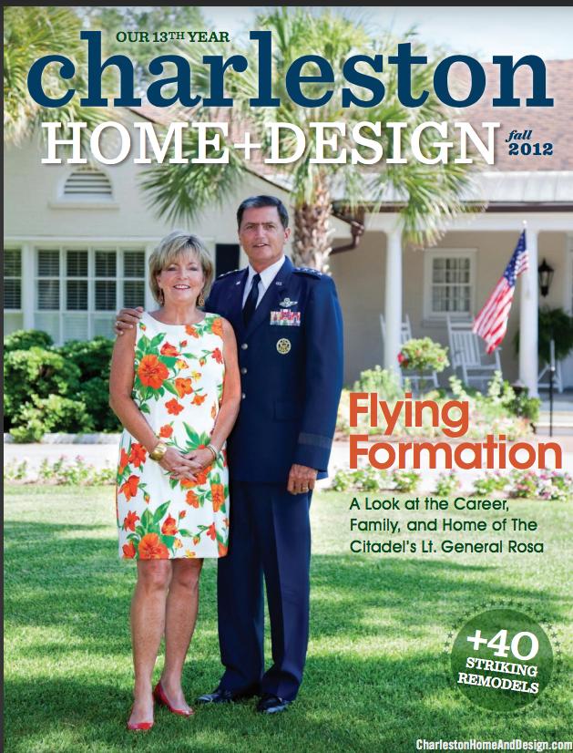 Charleston Home & Design - Fall 2012
