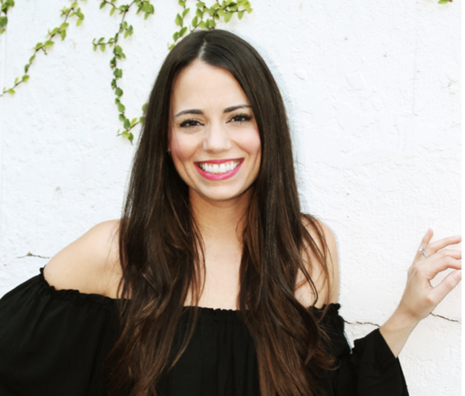 Kismet Cosmetics founder Caitlin Picou