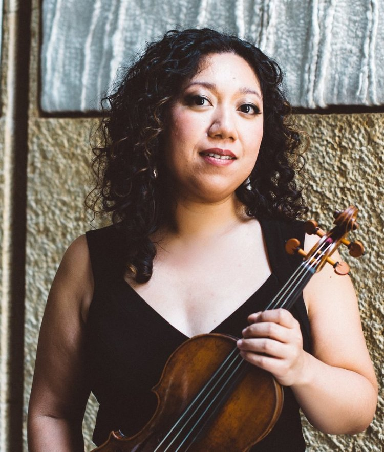 Miho Saegusa, Violin