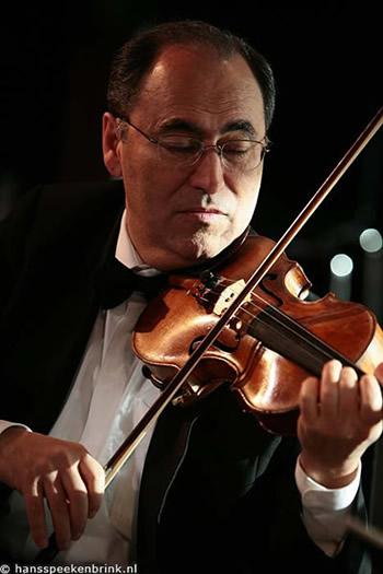 Misha Kopelman, Violin