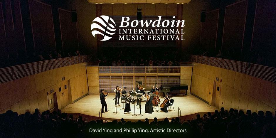 Kaplan Fellows from the Bowdoin International Music Festival