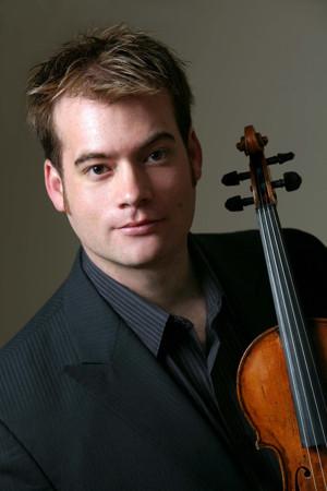 Mark Uys, Violin