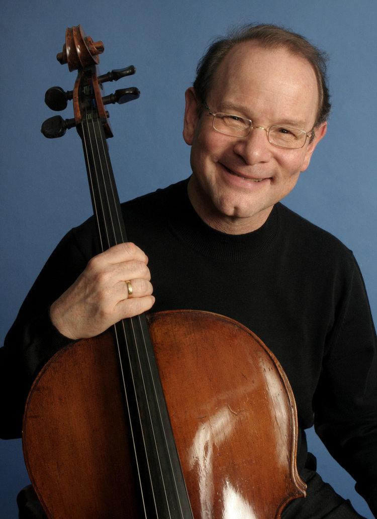 David Geber, Cello