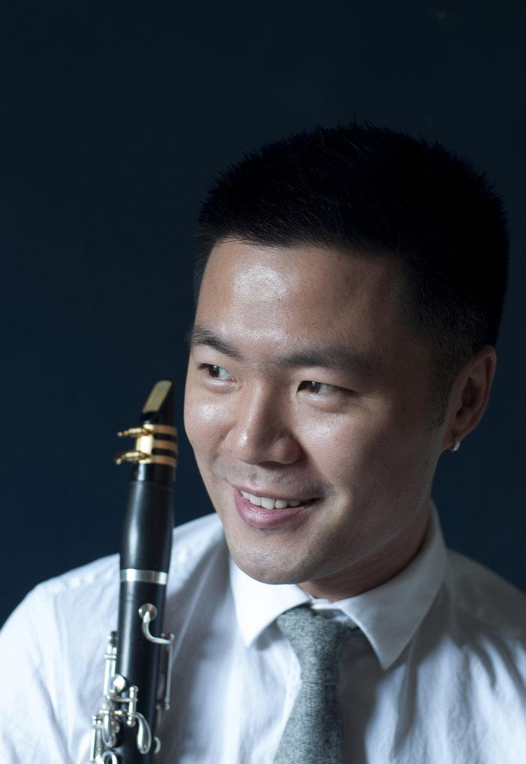Mingzhe Wang, Clarinet