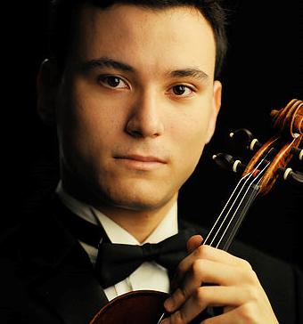 Nadir Khashimov, Violin