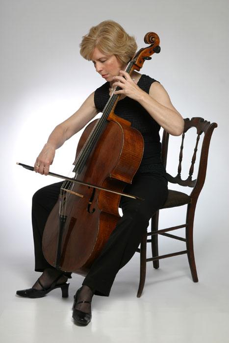 Loretta O'Sullivan, Cello