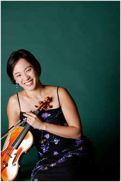 Catherine Cho, Violin