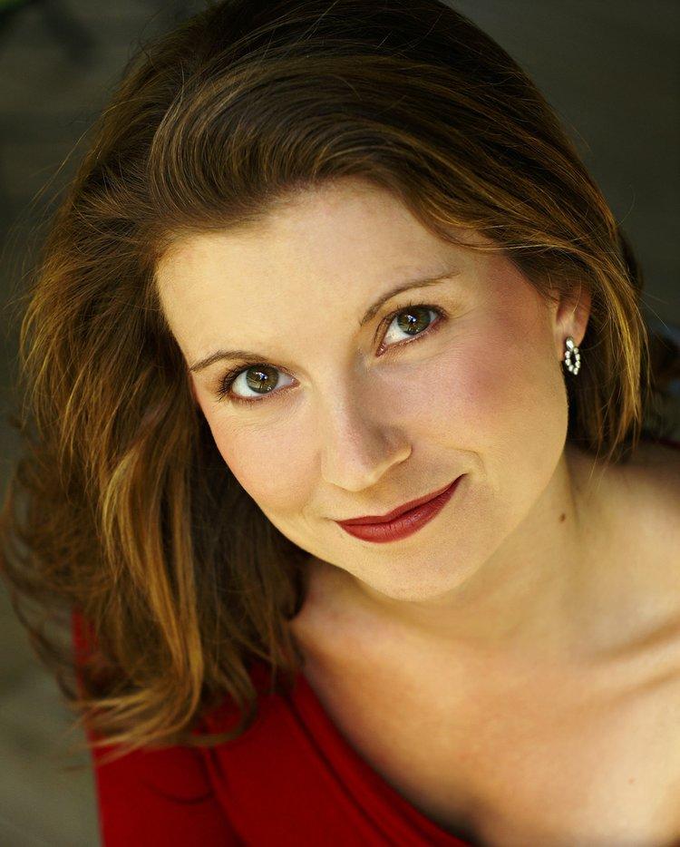 Amanda Crider, Mezzo Soprano