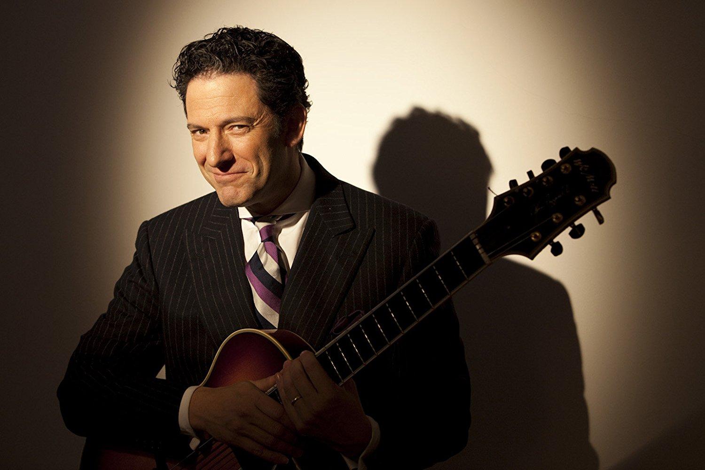 John Pizzarelli,  Jazz Guitarist