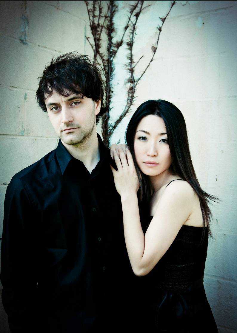 Ran Dank & Soyeon Kate Lee,   solo piano and four hands