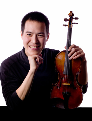 Joseph Lin, violin