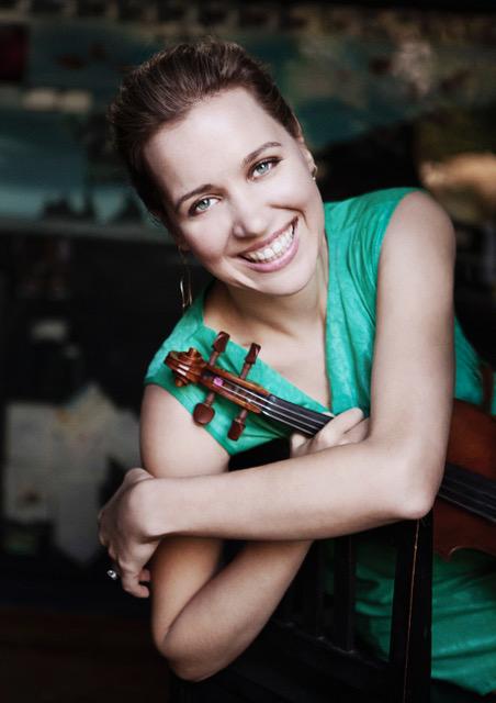 Annaliese Place, violin