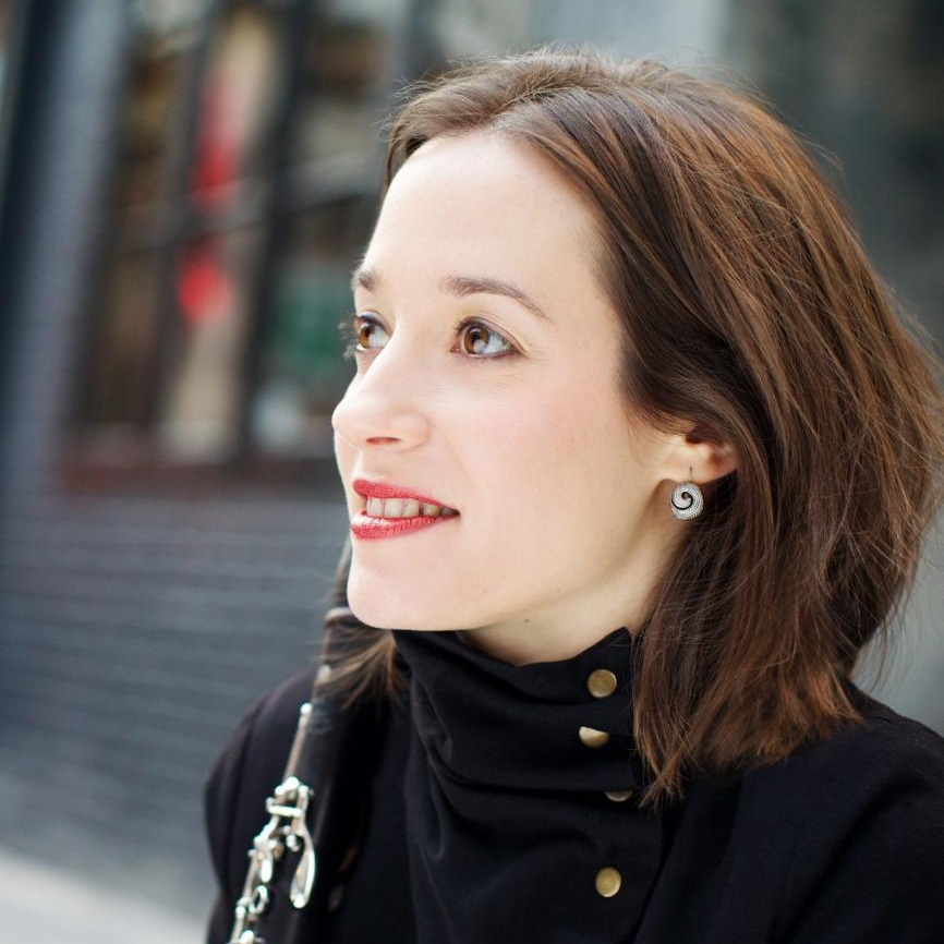 Romie de Guise-Langlois, clarinet
